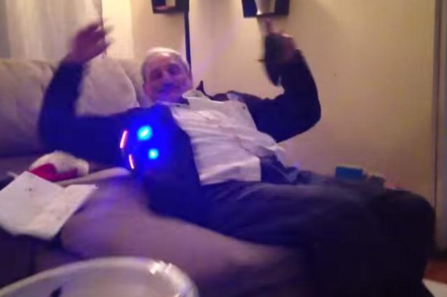 dad drone fail