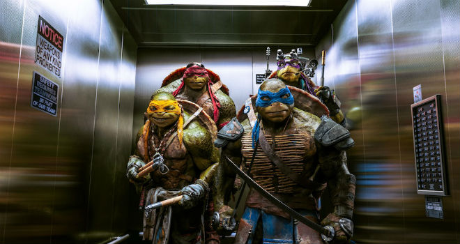 4s vfx 060 lc Box Office: How Did Teenage Mutant Ninja Turtles Overtake Guardians of the Galaxy?
