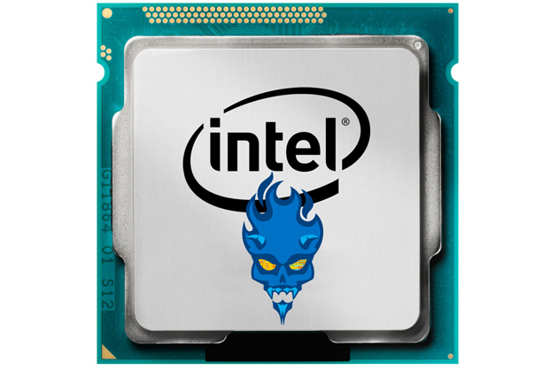 Intel Devil's Canyon Haswell desktop CPU