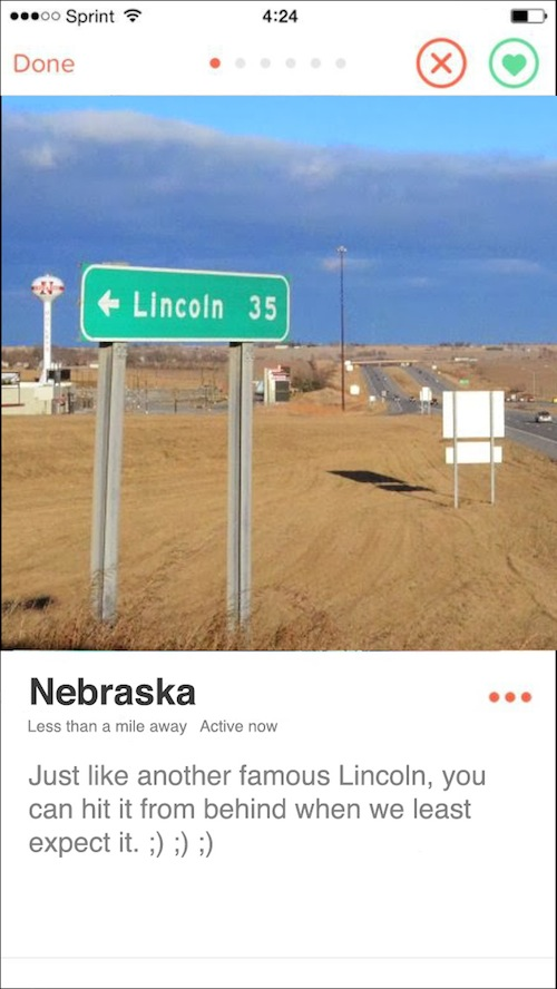 united states tinder, if every state had a tinder profile, us states tinder profiles