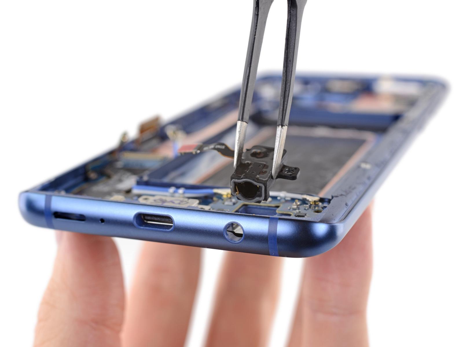 Teardown: iFixit und das Samsung Galaxy S9+