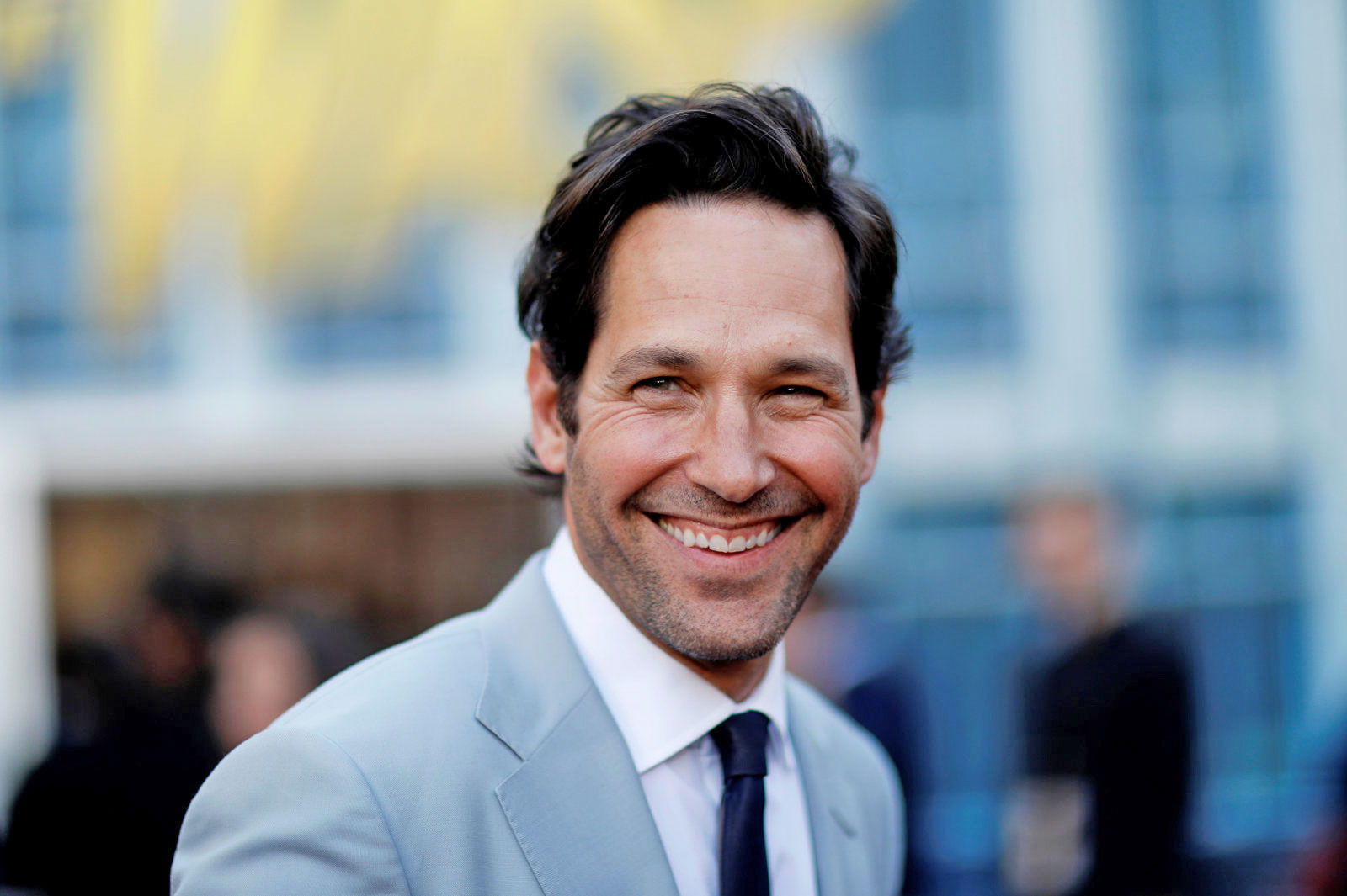 photo image Paul Rudd will play dual roles in a new Netflix comedy series