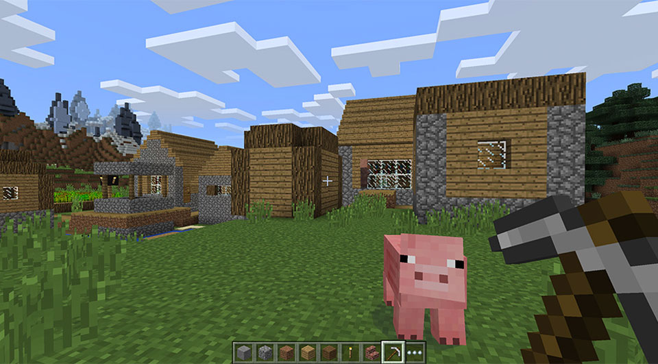 'Minecraft' for Windows 10