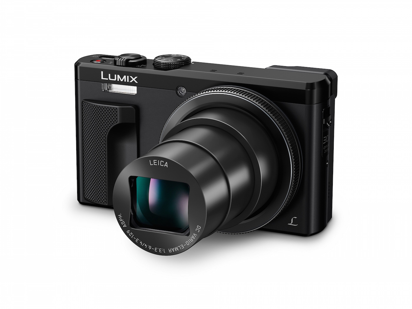 Panasonic's new compact camera features a 30x zoom and 4K