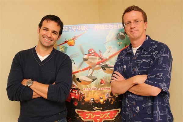 『プレーンズ2』のメッセージは「ディズニーらしくなさ」 監督がアナ雪に怪気炎!