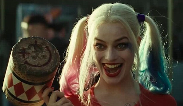 It's All About Margot Robbie In Her Underwear In The New 'Suicide Squad' Trailer