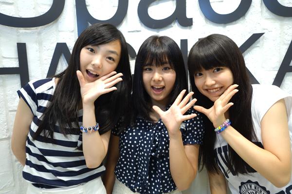 なにわの3人娘「キャラメル☆リボン」、一年ぶりの新曲は甘酸っぱさ満点!