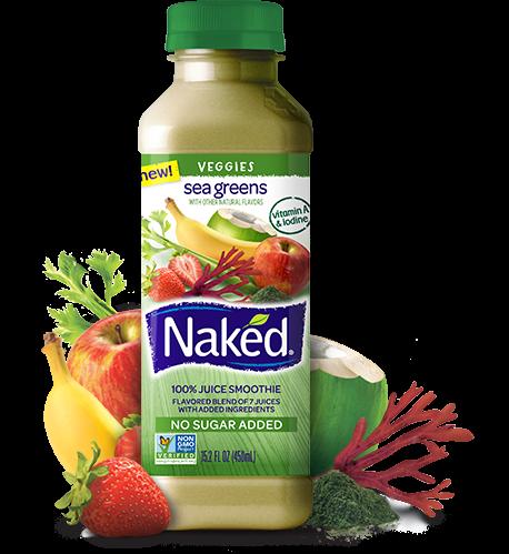 Naked Juice Sea Greens