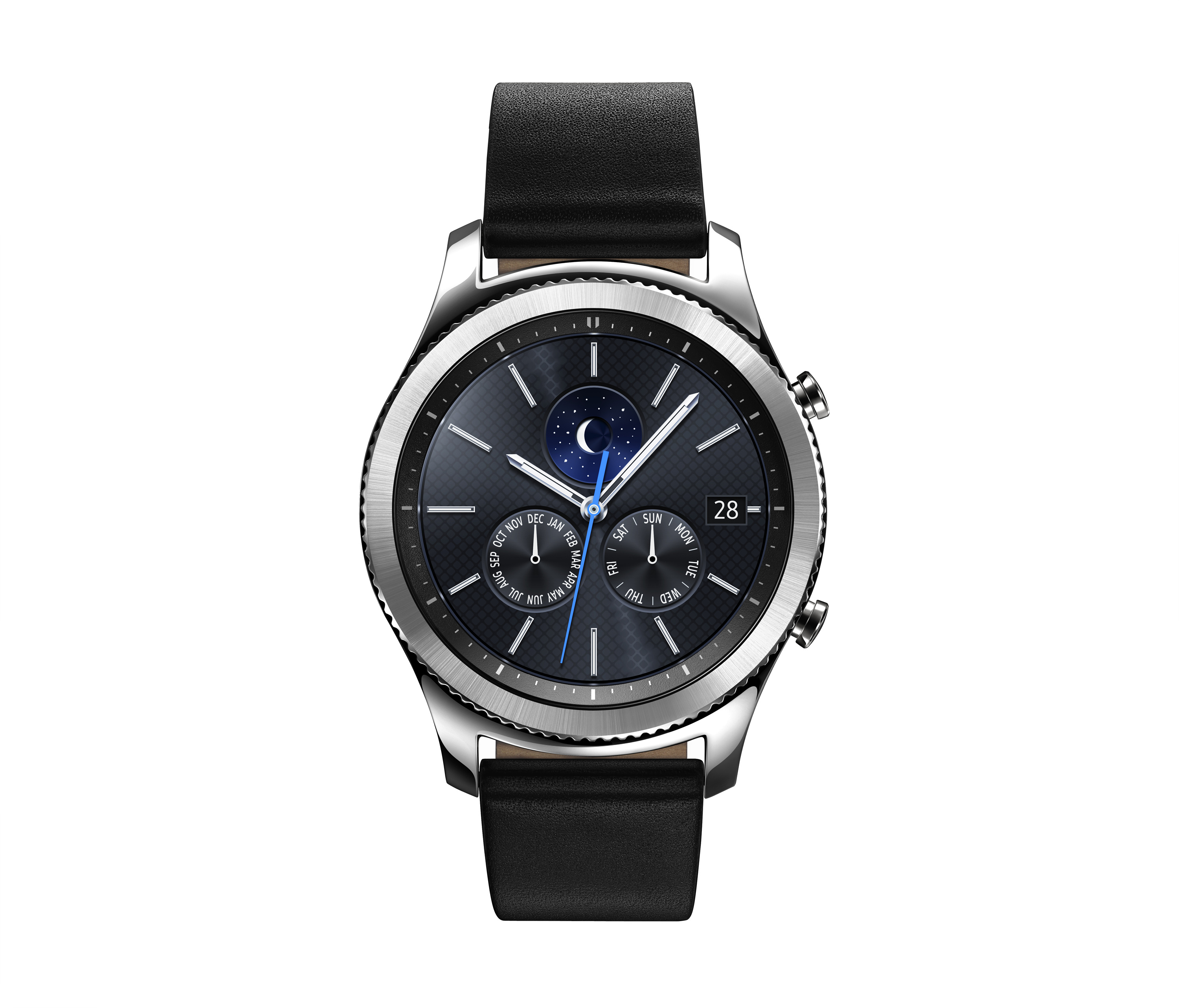 Samsung finally has an LTE model of the Gear S3 Classic