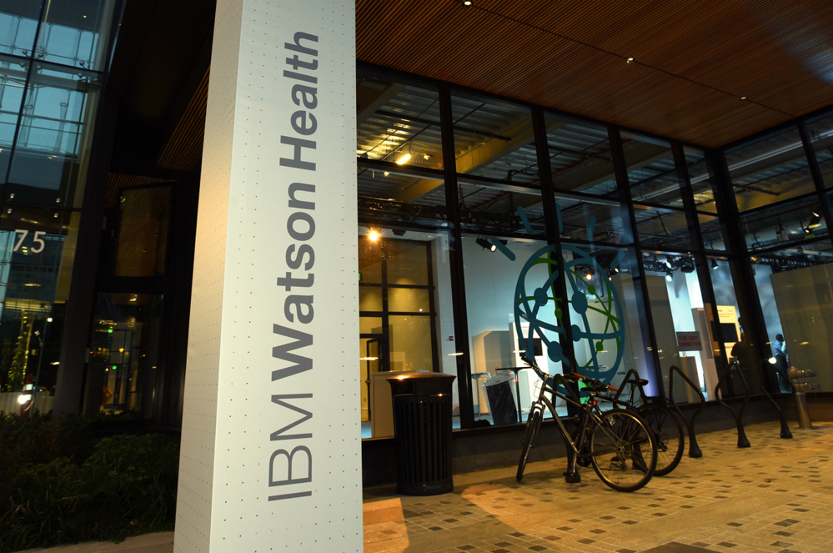 IBM names a new leader of its Watson Health unit