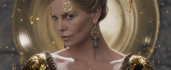 邪悪なシャーリーズ・セロン女王様が美しすぎる!『スノーホワイト/氷の王国』予告編