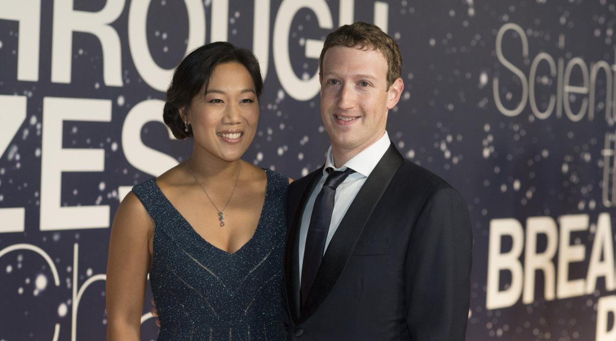 Mark Zuckerberg donará el 99% de sus acciones en Facebook