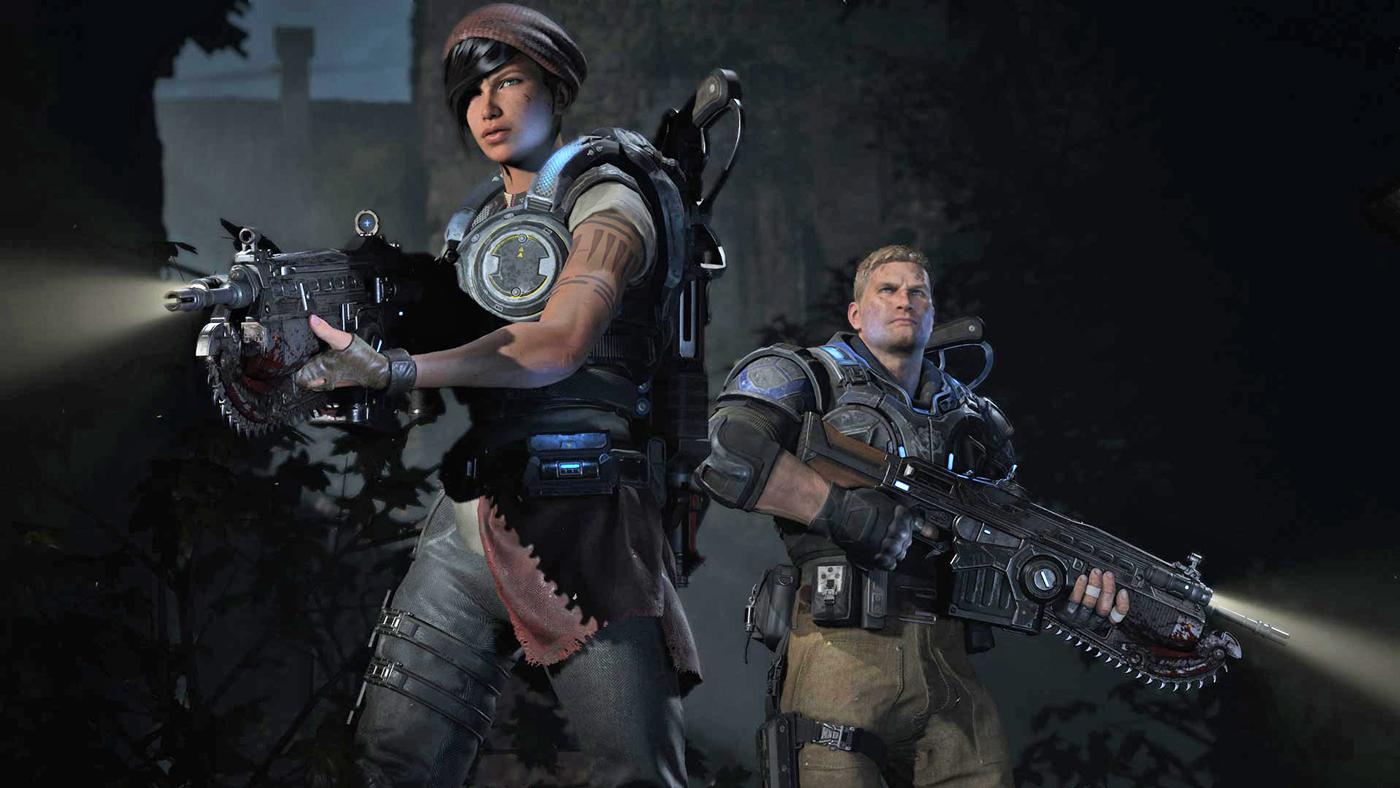 'Gears of War 4' ya tiene fecha de estreno