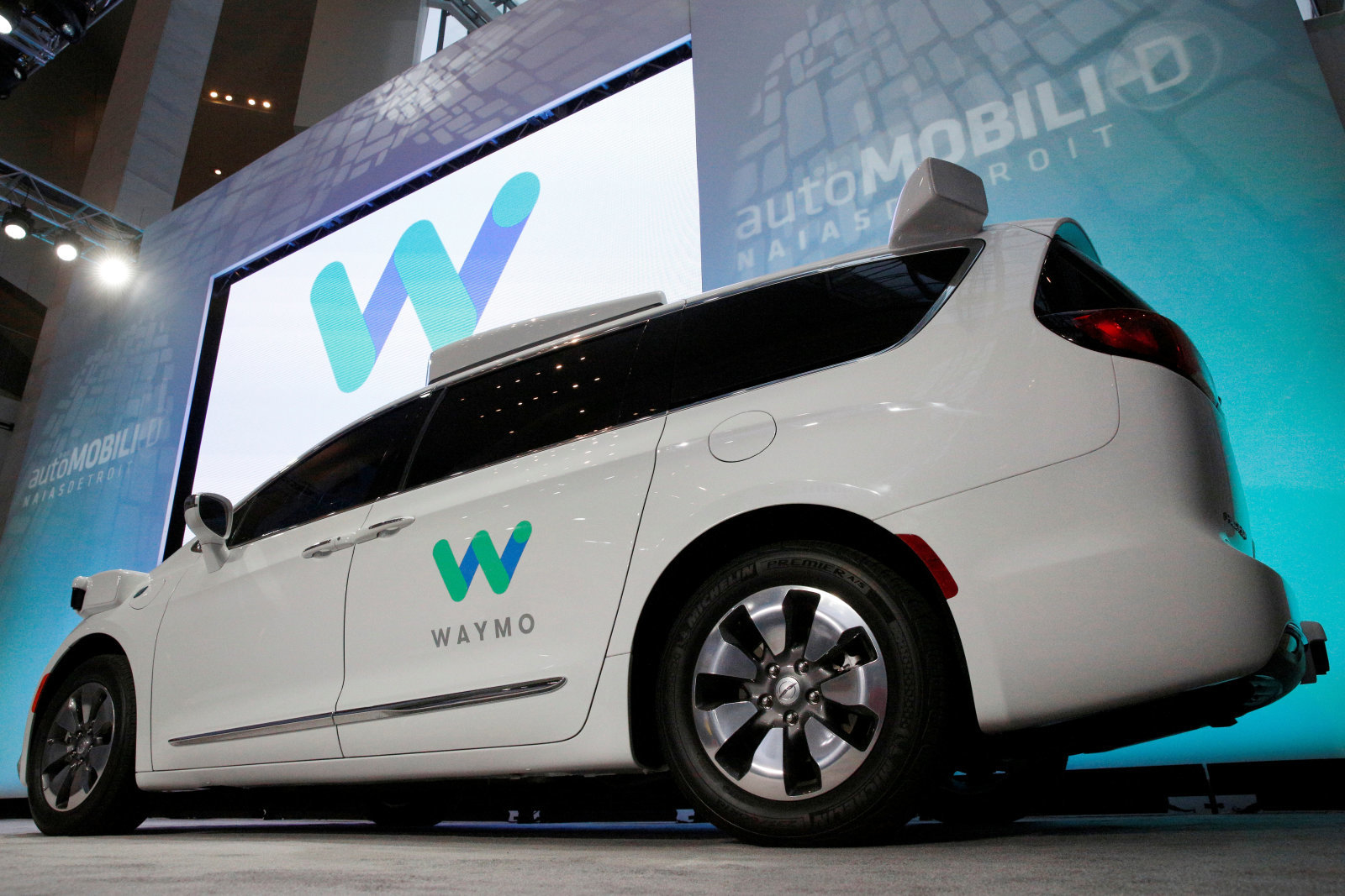 Los coches autónomos de Google funcionarán como taxis a finales de año