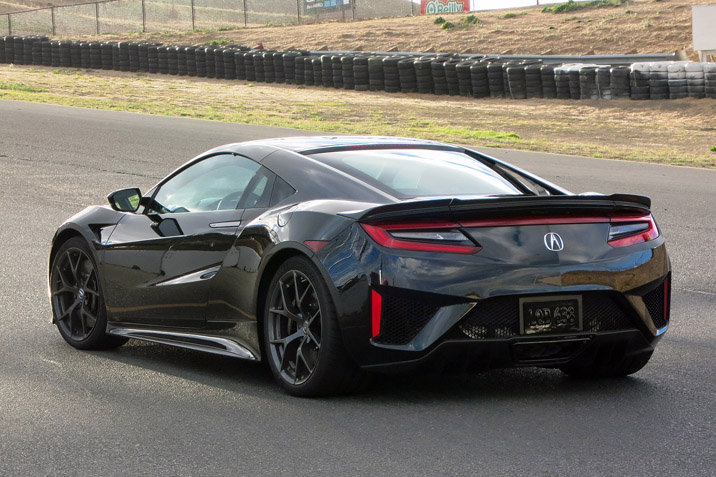 The TMU Is Also What Makes The NSX Nimble At Low Speeds And Stable When  Going Fast. Acura Engineers Fitted The Car With A Quick Ratio Steering Rack  Because ...