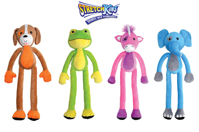 WIN a Stretchkins toy bundle!