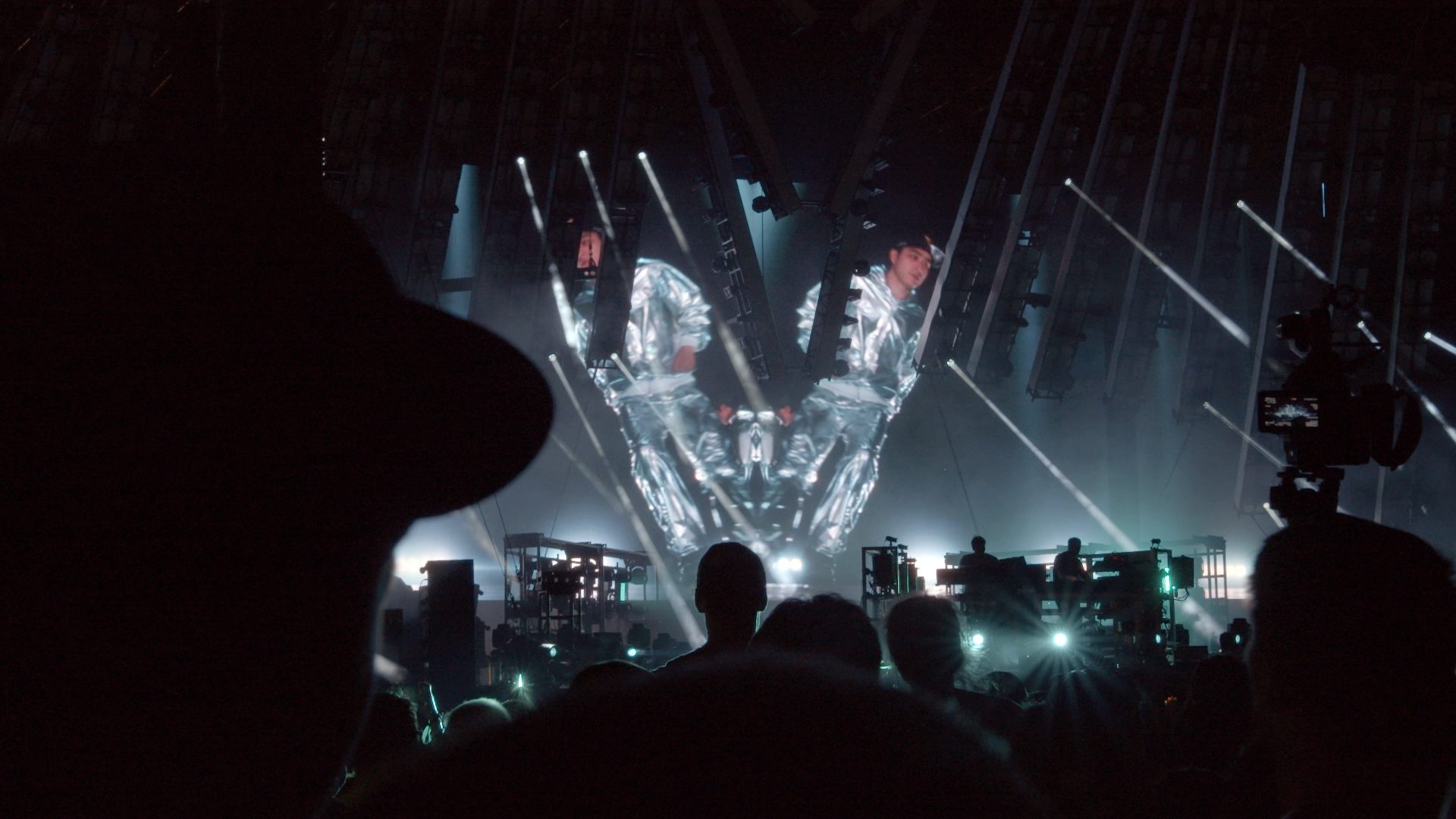 The Chemical Brothers bring Hollywood special effects to dance music