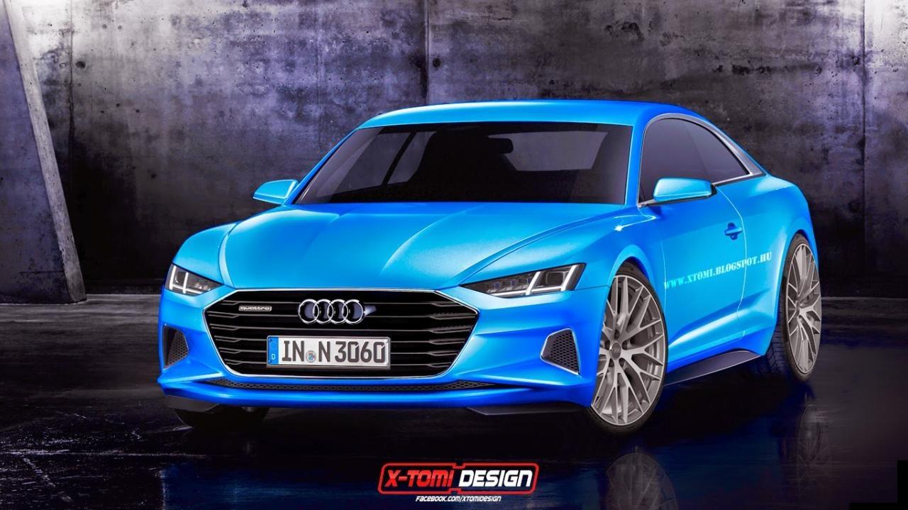 So geht der Audi A9 in Serie