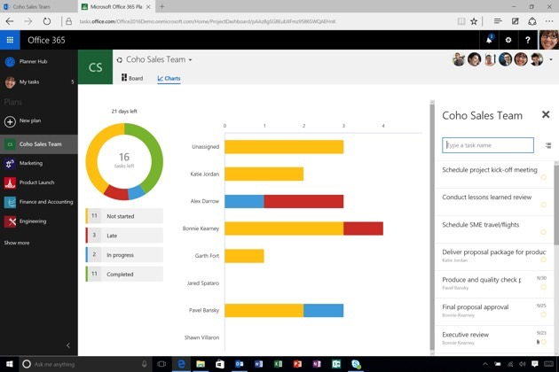 Office 2016 arrives with features meant to take on Google (and everyone else)