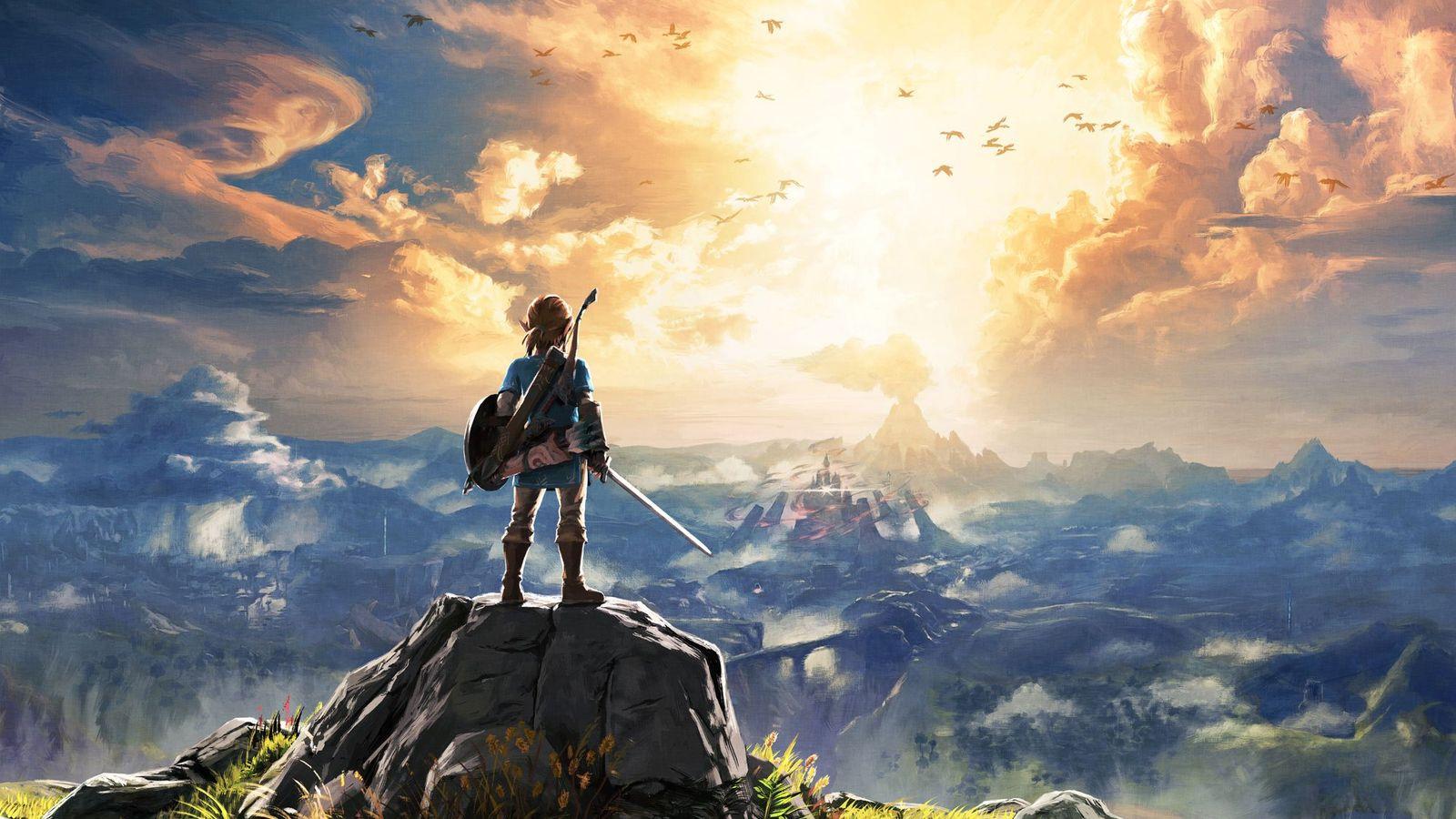 """Nintendo plant """"The Legend of Zelda"""" für Smartphones"""