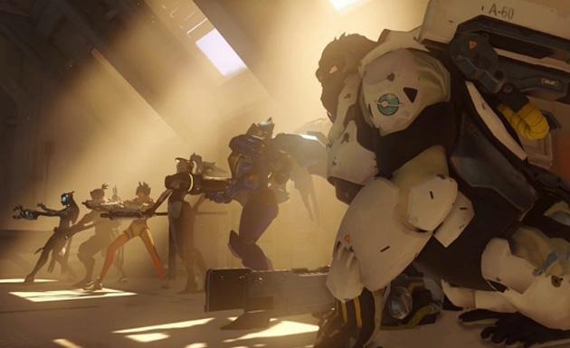 Blizzard's next game is 'Overwatch,' an online superhero shooter