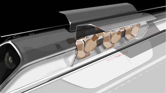 MITが「ハイパーループ」のデザイン・コンペで優勝! テスト走行する最初のポッドを製作