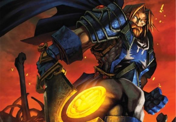 Warcraft - Magazine cover