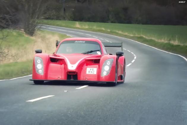 【ビデオ】公道走行可能なレーシングカーを手がける英ラディカルの歴史を振り返る