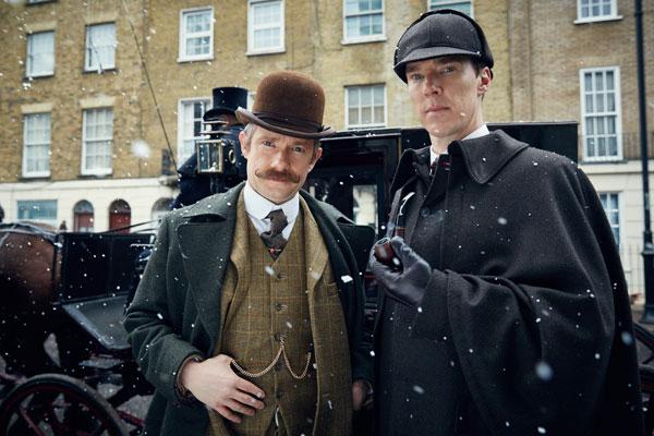 舞台はヴィクトリア時代のロンドン!『SHERLOCK/シャーロック』シリーズ特別編が2016年2月19日劇場公開