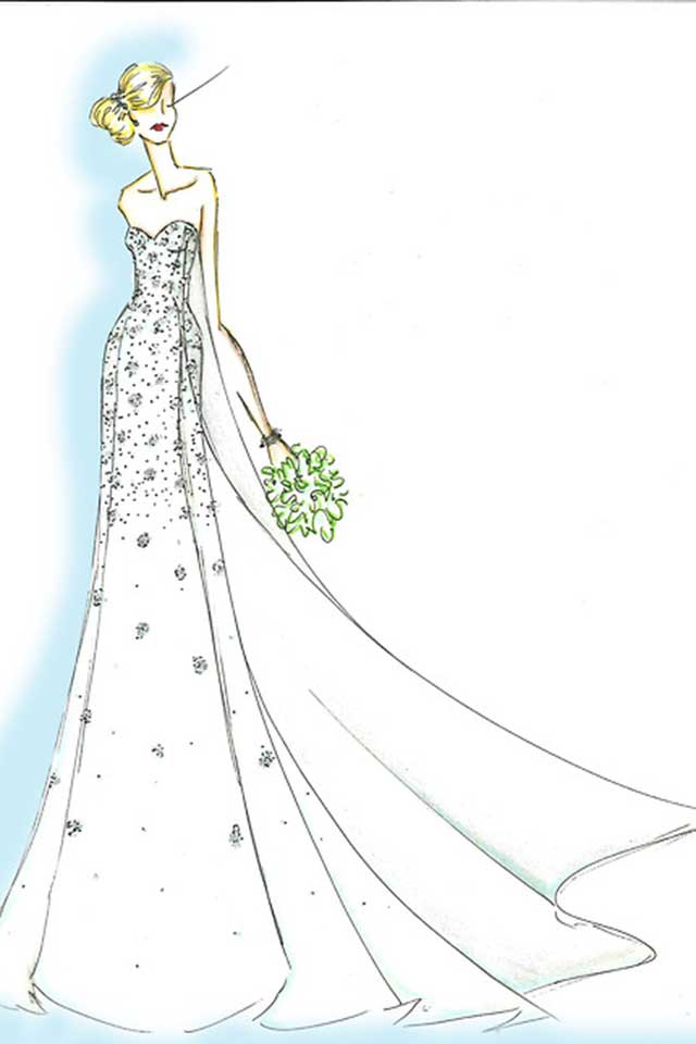disney-frozen-inspired-wedding-dress