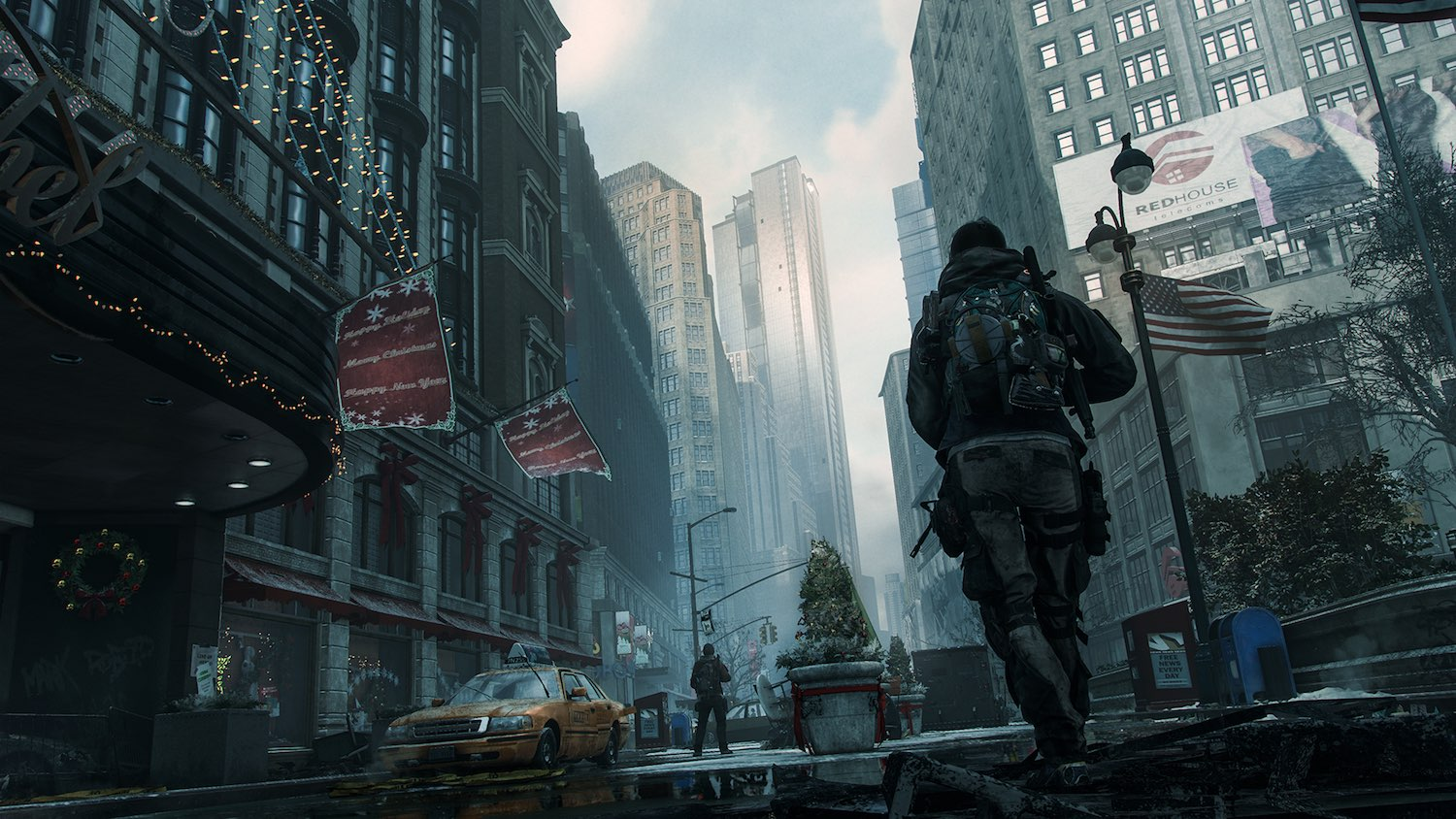 Hoy Jugamos: 'Tom Clancy's The Division' (Beta)