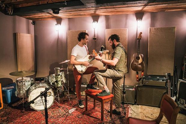 Rekindling Friendship Through The Love Of Music