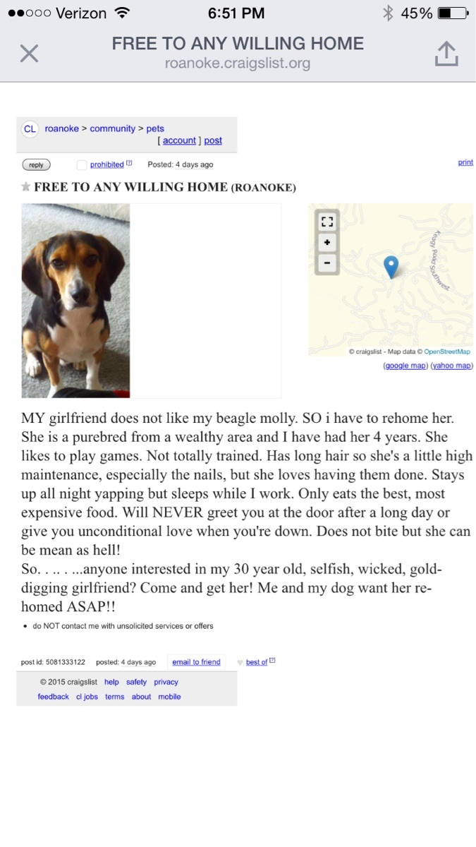 How to safely hook up on craigslist