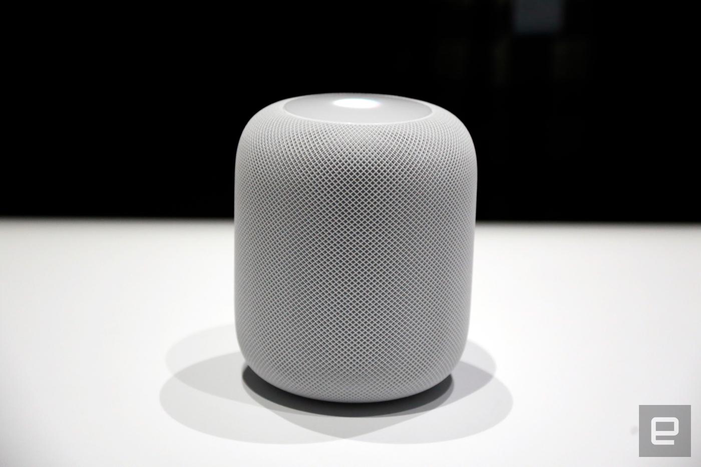 Apple retrasa su altavoz inteligente HomePod al 2018
