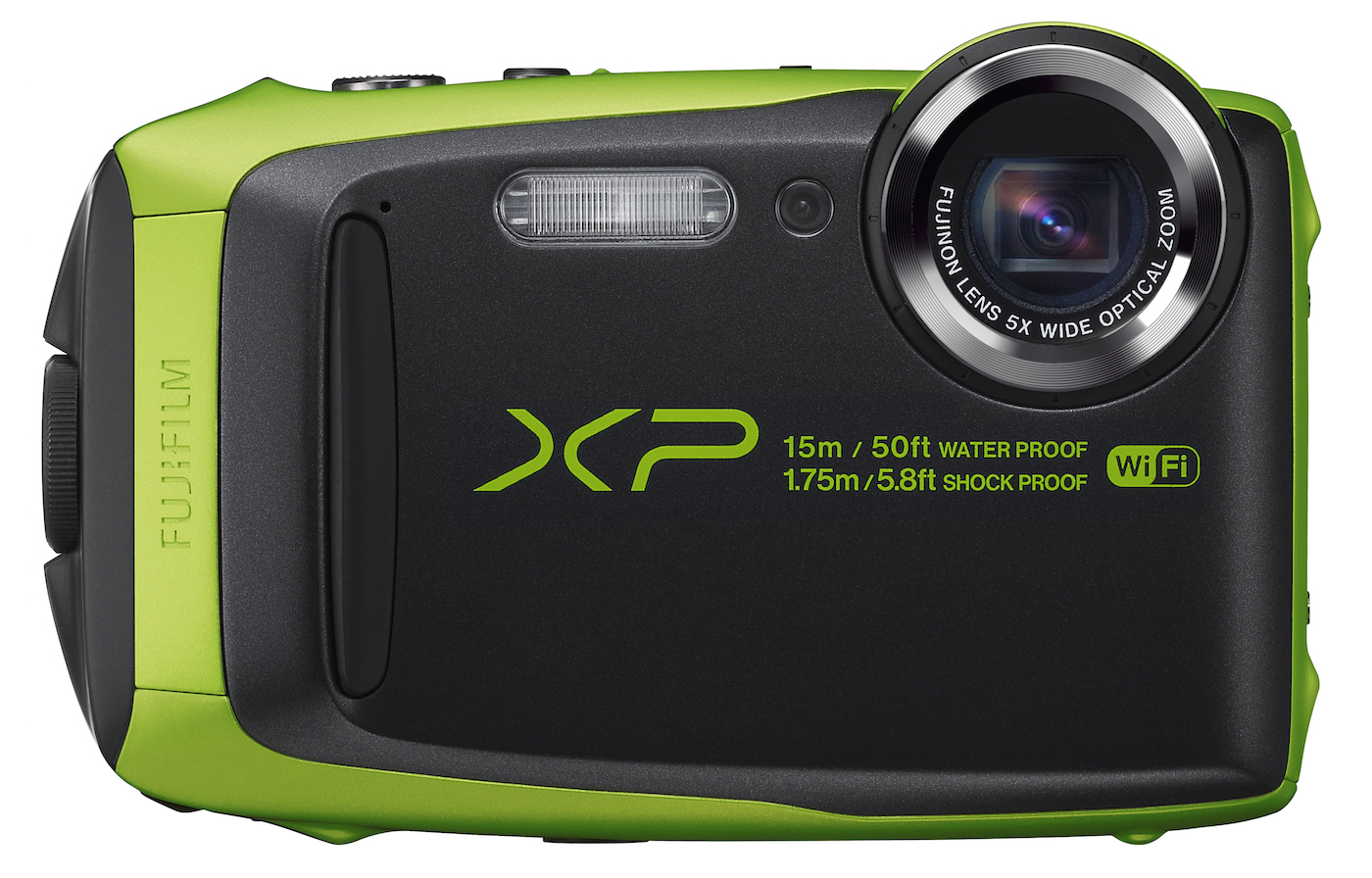 Fujifilm reveals the FinePix XP90, a durable point-and-shoot