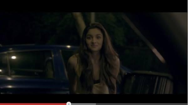 夜道を運転する美女の車がエンストして… インド発のショートムービーが物議