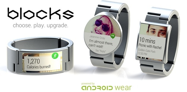Blocks' modular smartwatch concept is ambitious to a fault