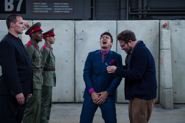 America's biggest movie theaters will not show 'The Interview' after threats
