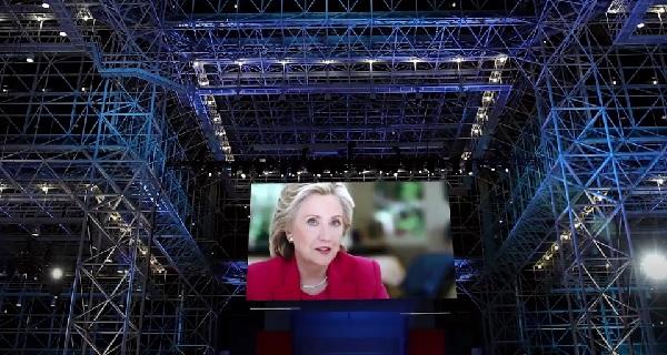 米大統領選、ヒラリー陣営の投開票当日の様子を振り返る