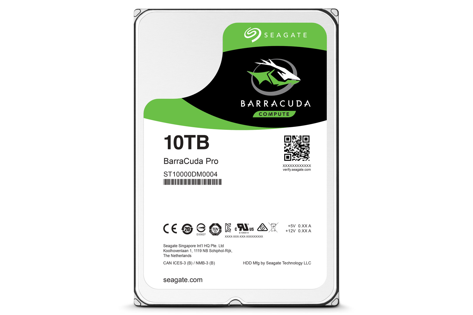 Seagate Unveils A 10tb Hard Drive For Your Home Pc 300 Dollar Data Recovery