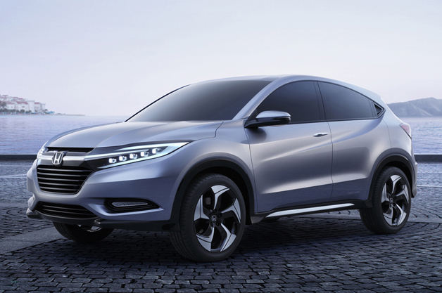 Honda to dub Fit-based as HR-V for North America