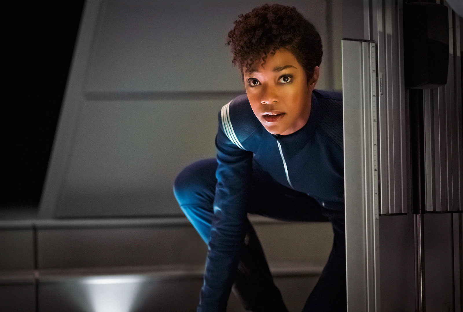 photo image 'Star Trek Discovery' failed to do what good sci-fi does