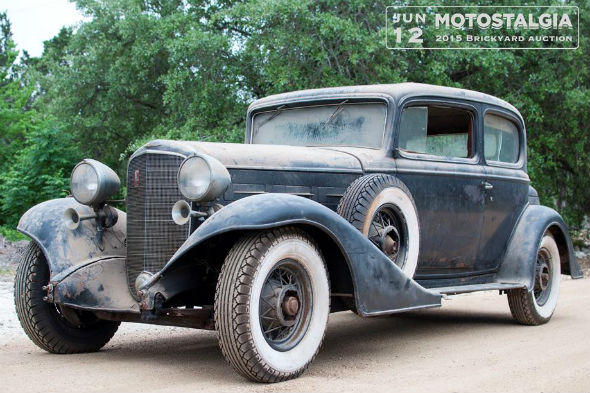 Well Preserved Pre War American Cars Found In Texan Barn