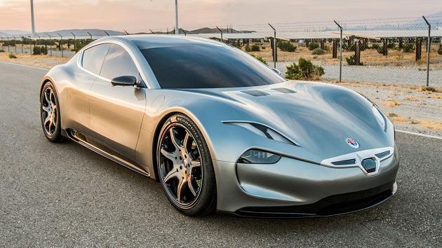 航続距離800kmで充電時間わずか1分! フィスカーが全固体電池の特許を申請