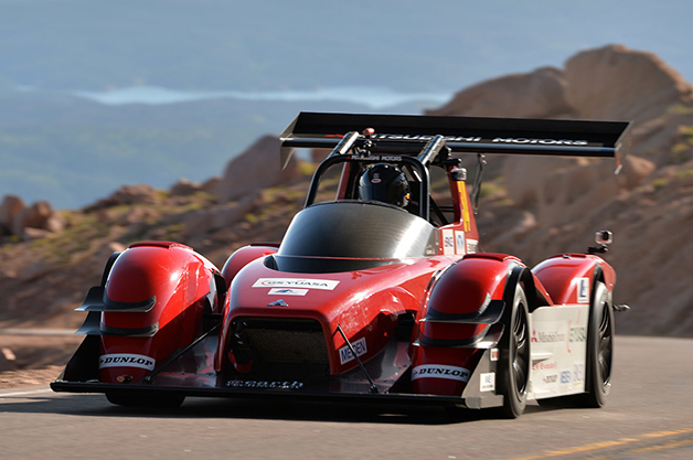 2014 Pikes Peak International Hill Cliimb.