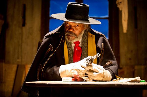 タランティーノ最新作『ヘイトフル・エイト』 監督のアツい信頼を得る「司令官」サミュエル・L・ジャクソンが今回もヤバい!【動画】