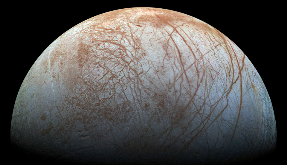 The Big Picture: our clearest view yet of Europa, Jupiter's icy moon