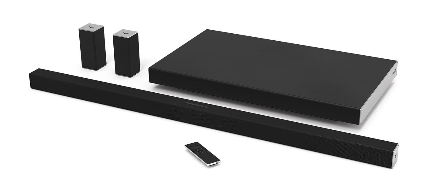 Vizio takes on Sonos with Google Cast-friendly soundbars
