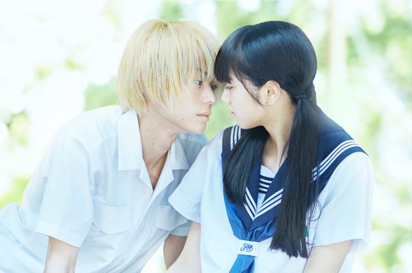 菅田将暉&小松菜奈がキス寸前!ヒリヒリした10代の恋愛模様がまぶしい『溺れるナイフ』場面写真一挙公開