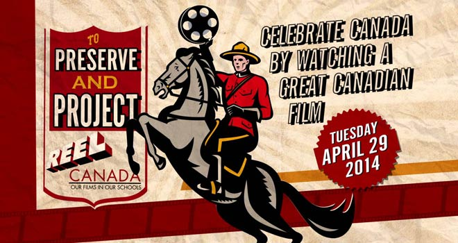 canadian film day, reel canada